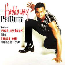 Haddaway CD L'Album - France (M/EX+)
