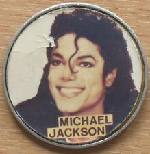 Michael Jackson Russian Pin Badge Button Singer Musician Vintage Rock Old VTG
