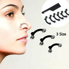 Creative Nose Up Lifting Shaping Clip Clipper No Pain Shaper Beauty Tool 3 Sizes
