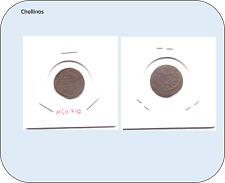 ARDIT FELIPE IV AÑO 1653 BARCELONA ( falsa epoca )    ( MB11710 )