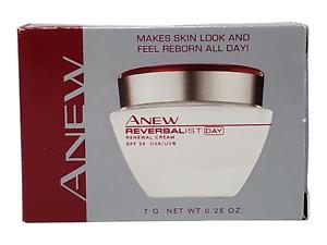 Avon Anew Reversalist Day Perfecting Cream with Protinol SPF 25 0.25 oz./7g