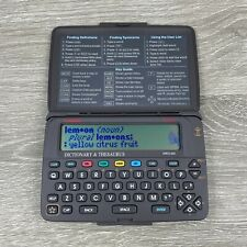 Franklin MWD-440 Bookman Electronic Dictionary & Thesaurus Tested & Working