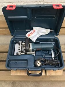 Bosch Gff22a Biscuit Jointer 670w 240v Used