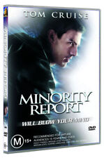 Minority Report (DVD 2002) *BRAND NEW* Tom Cruise
