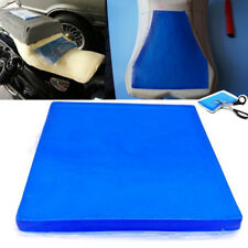 2cm Silicone Gel Cushion Pad Motorcycle Seat Custom Mat Shock Reduction 25x25cm