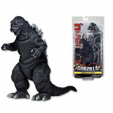 """1954 Edition Godzilla Action Figure Classic 12"""" Head to Tail Toys 7'' Toy NECA"""