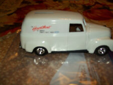 "Ertl #9873 1950 Chevy Panel van ""The Heartbeat of America"" Diecast Coin Bank #1"