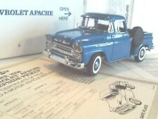 Danbury Mint 1958 Chevrolet Apache Stepside Pickup - 1:24 die cast