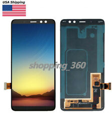 FOR SAMSUNG Galaxy A8 Plus 2018 A730 A730F LCD Screen Touch Digitizer USPS