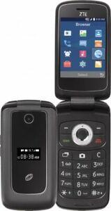 Tracfone | ZTE Z232 TL | Prepaid Flip Phone | 4 GB | Brand New