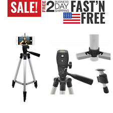Professional Universal CellPhone Tripod Stand Mount Camera Holder iPhone Samsung