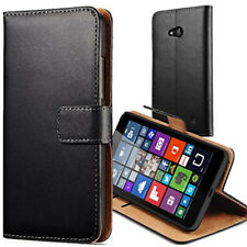 Luxury Genuine Real Leather Flip Case Wallet Cover For Nokia 2 3 5 8 9 6 X6 2018