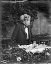 "Photo 1901 Univ of Calif Berkeley ""Prof Joseph LeConte"""