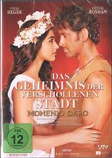 MOHENJO DARO / GEHEIMNIS DER VERSCHOLLENEN STADT Bollywood DVD - Hrithik Roshan
