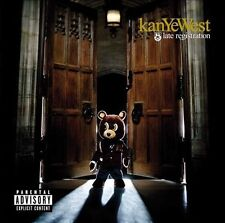 KANYE WEST - LATE REGISTRATION - 2 LP VINYL NEW ALBUM Gold Digger, Touch The Sky