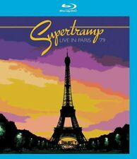 SUPERTRAMP - LIVE IN PARIS '79 (BLURAY) EAGLE VISION  BLU-RAY NEW+