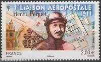 Poste Aérienne PA n° 74 ** Henri Pequet de 2011  NEUF - LUXE