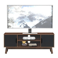 """TV Stand Entertainment Media Center Console Concise up to 50"""" w/Shelf & Cabinet"""