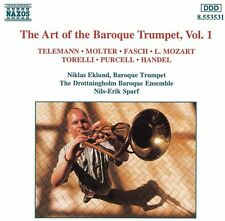 Various Artists, Nik - Art of Baroque Trumpet 1 / Various [New CD]