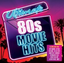 Various Artists - Ultimate 80's Movie Hits / Various [New CD]