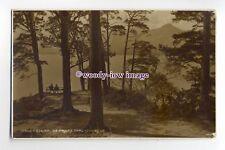 Ju1048 - Keswick , On Friars Crag , Cumbria - Judges postcard 12282