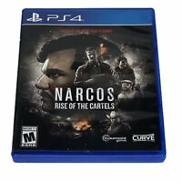 Narcos Rise of the Cartels Video Game for PlayStation PS4