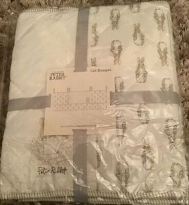 Mothercare Peter Rabbit Cot Bumper Also Suitable For A Cot Bed 🐰BNIP 🐰