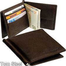 BRUNO BANANI Dollarclip Geldbörse Moneyclip Geldclip Geldklammer Portemonnaie N.