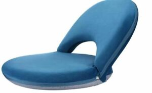 foldable back support chair