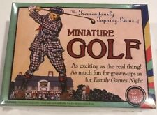 New Miniature Golf for Family Game Night by House Of Marbles