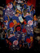 Reyn Spooner FAB Mens XL Shirt NEW NWT Hawaiian Cruise  MELE HOLIDAY OOP  Blue