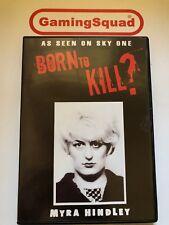 Born to Kill? Myra Hindley DVD, Supplied by Gaming Squad Ltd