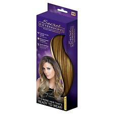 Secret Extensions by Daisy Fuentes 02 Medium Golden Blonde Rp22