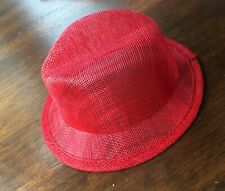 Fascinator Sinamay Base Mini Top Hat Great for making fascinators/party hats