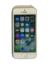 Apple iPhone 5: 16GB White Silver Unlocked A1429 see notes for rest