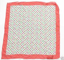 Écharpes et châles foulard avec des motifs À Pois pour femme, en 100% soie