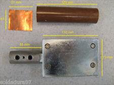 PINZA de MASA de 400 Amperes MAGNETICA para Equipo de Soldadura con Potente Iman