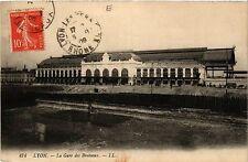 CPA Lyon-La Gare des Brotteaux (426566)