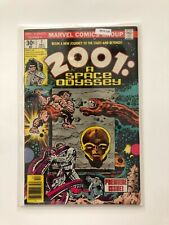 2001: A Space Odyssey #1 [Jack Kirby] Bronze Age Comic Book MO2-226