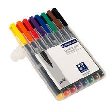 Staedtler 317 WP8 Overhead Projector Pens (Pack of 8)