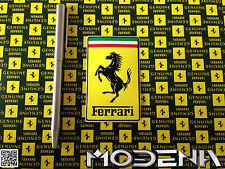 Original Emblem Ferrari Cavallino Aufkleber Wappen Logo Sticker Badge Decal 8cm4
