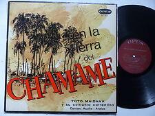 En la tierra del Chamame TOTO MAIDANA ACUNA AVALOS Argentine OPUS OL 7025