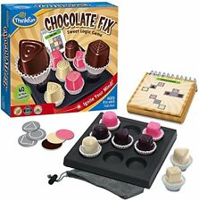 Chocolate Fix Game (Colors And Parts May Vary) by Think Fun NEW