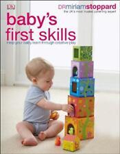 De Bébé First Skills par Stoppard Miriam Nouveau Livre,(Livre Poche) Gratuit &