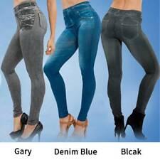 Womens' Skinny Denim Stretch Jeans Slim Skinny High Waist Pencil Pants Trousers