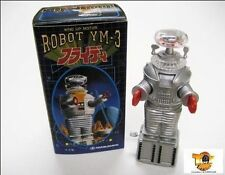 LOST IN SPACE YM-3 ROBOT WIND UP by MASUDAYA NUOVO NELLA SCATOLA ORIGINALE