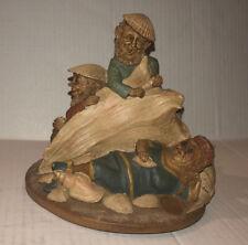 Tom Clark June, July, August Cairn Gnome Figure Retired Shells