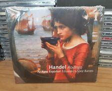 Handel - Rodrigo - Al Ayre Espagnol - Eduardo Lopez Banzo 3CD