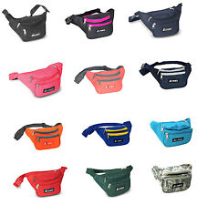 Everest Waist Fanny Pack Travel Utility Bag