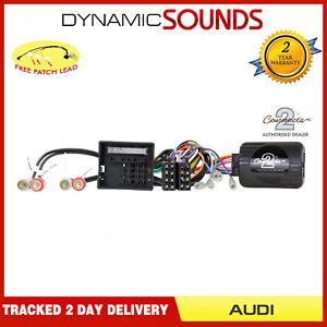 Connects2 CTSAD002.2 Volante Gambo Adattatore di Controllo per Audi A6 2004-2011